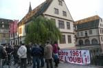 17 octobre 1961- 17 octobre 2009 : 2 commémorations à Strasbourg sinon rien…